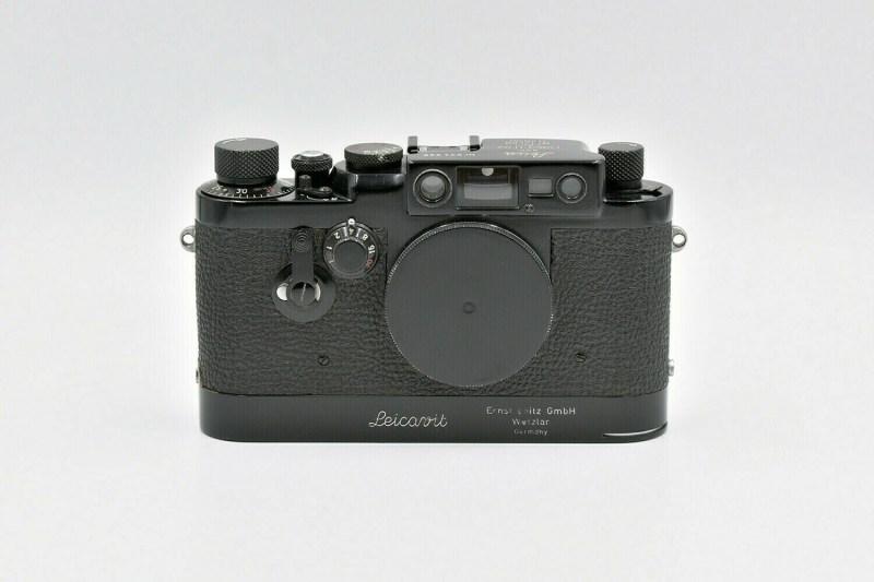 Leica III G Leicavit - 31411 1