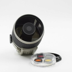 Objectif Tamron 600mm f8 filtres