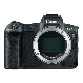 Canon EOS R front