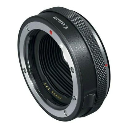 Canon EOS RF vers EF controle