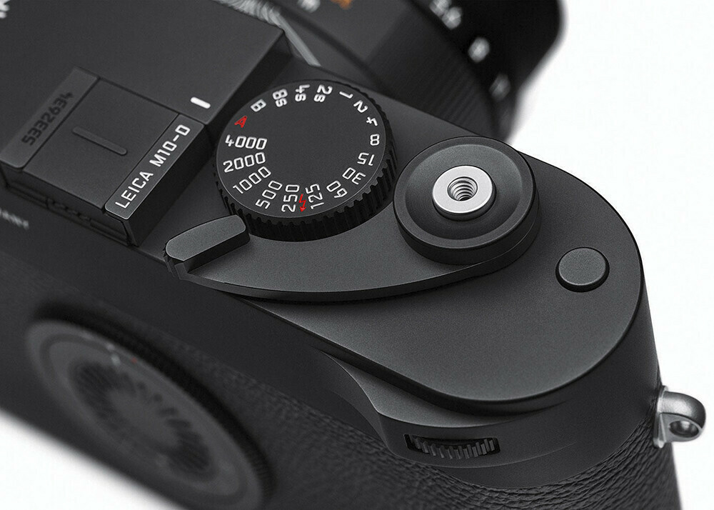 Leica M10-D repose pouce