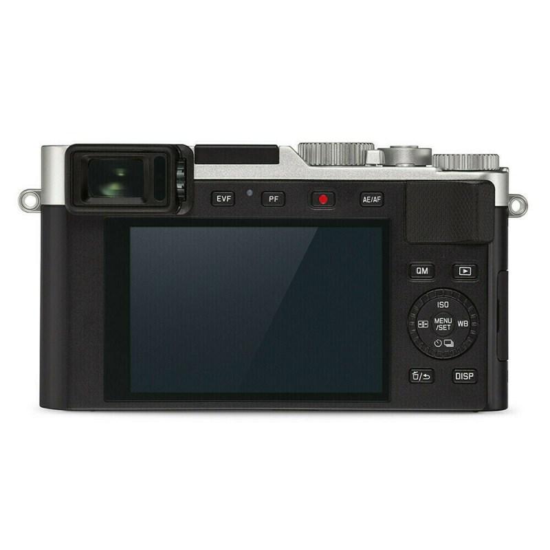 Leica D-Lux 7 - Silver - dos