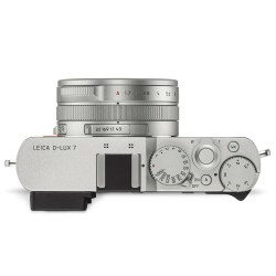Leica D-Lux 7 - Silver - dessus
