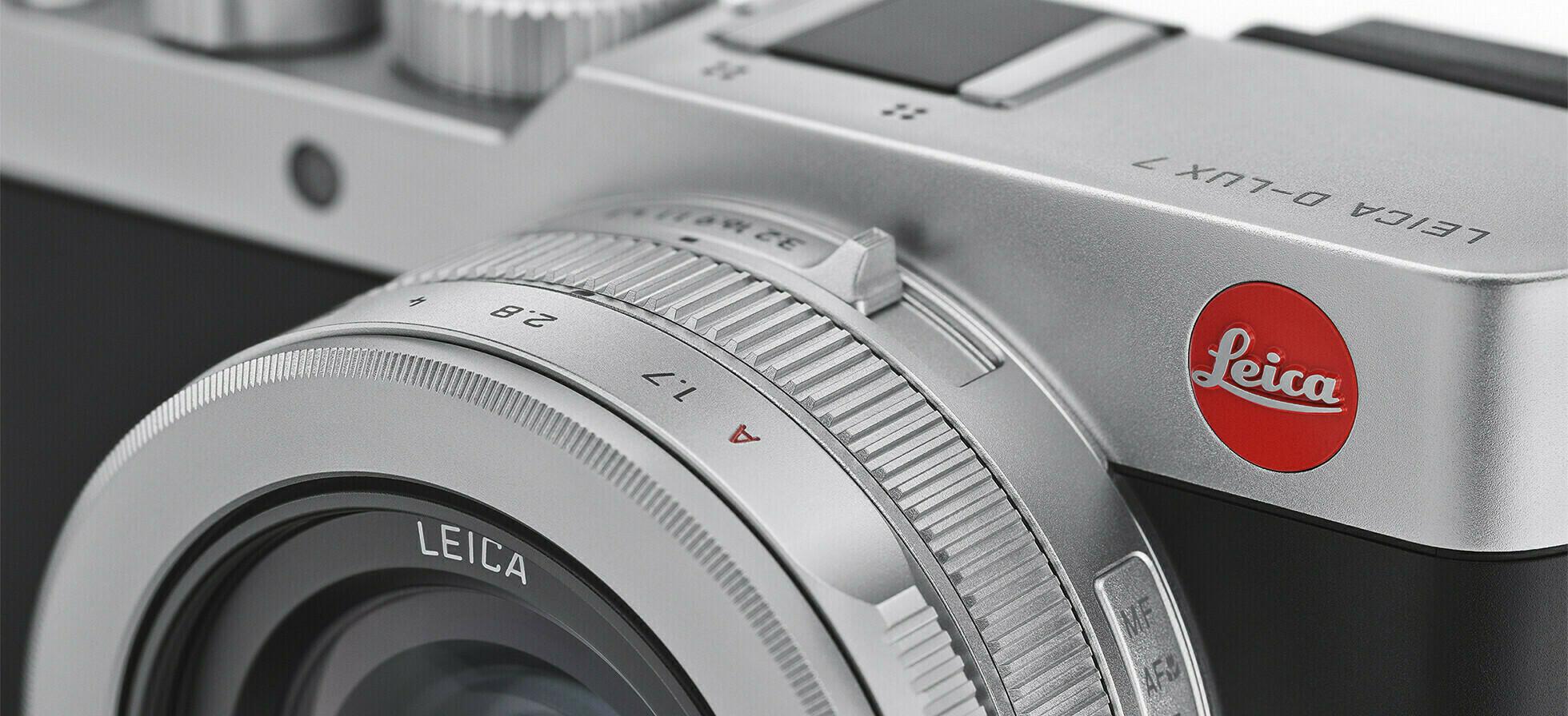 Leica D-Lux 7 - chromé