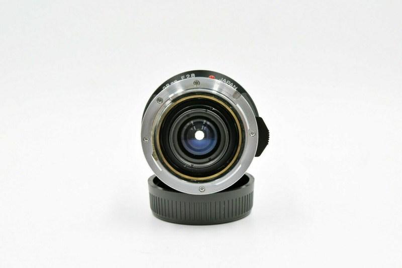 Minolta-Leica M 28 mm f/2.8 Rokkor - 30740
