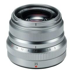 Fujifilm XF 35 mm f/2 R WR Argent