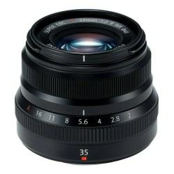 Fujifilm XF 35 mm f/2 R WR Noir