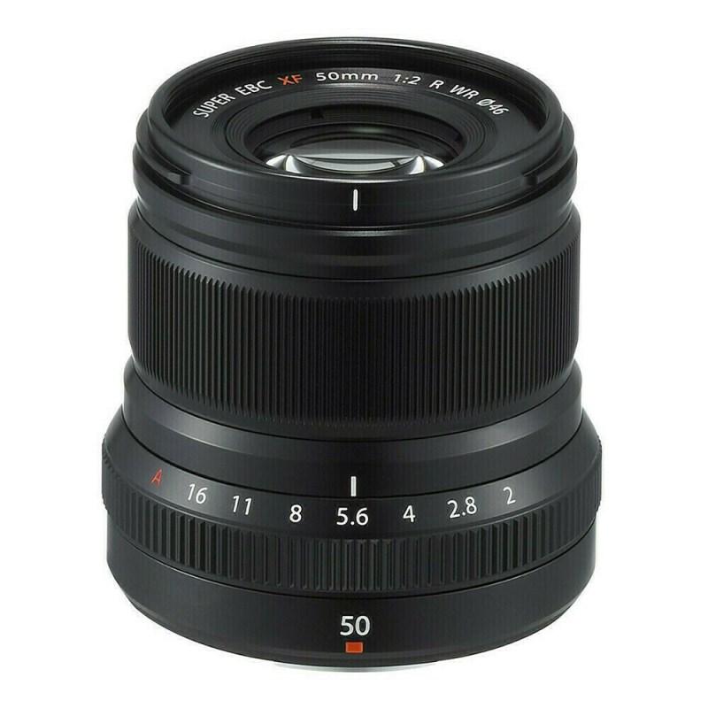 Fujifilm XF 50 mm f/2 R WR Noir