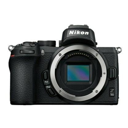 Nikon Z50 - Face