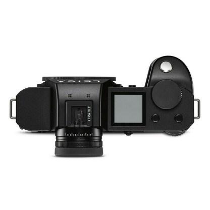 Leica SL2 - Dessus