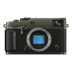 Fujifilm X Pro3 Dura Noir Face