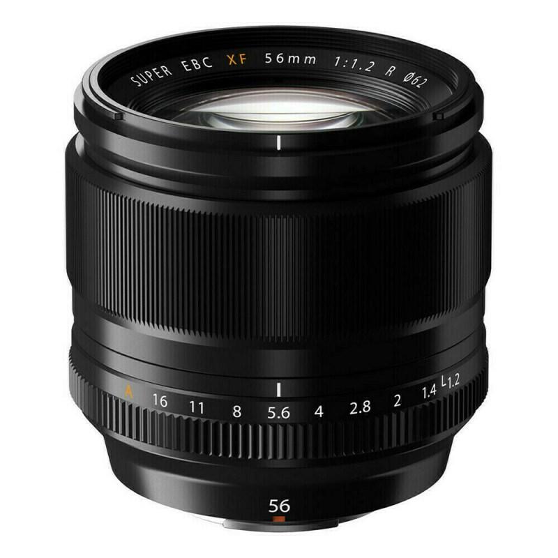 Fujifilm XF 56 mm f/1,2 R Noir