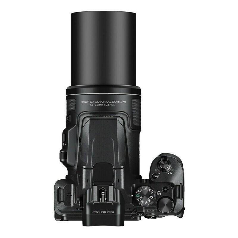 Nikon Coolpix P950 - zoom