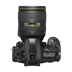 Nikon D780 + 24-120 mm - Dessus