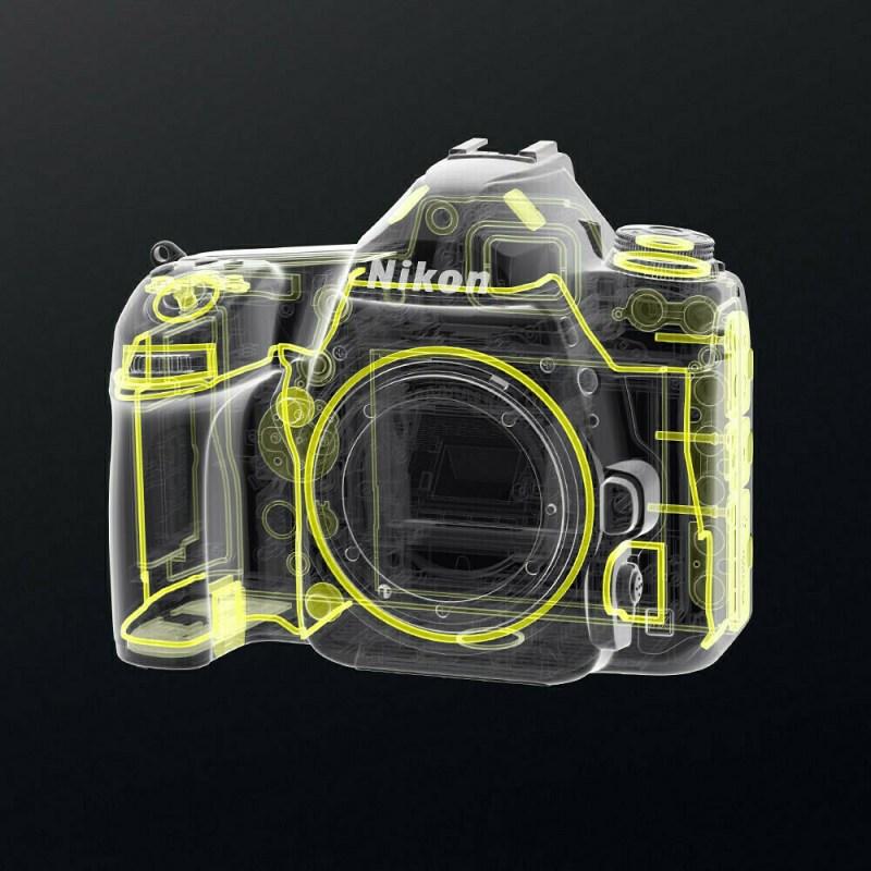 Nikon D780- Face étanchéité