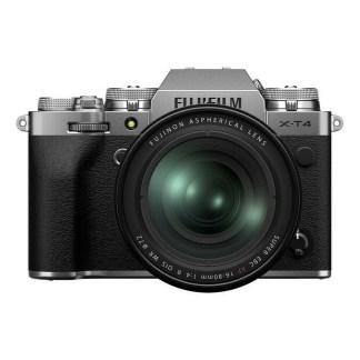 Fujifilm X-T4 + XF 16-80 - Argent - face