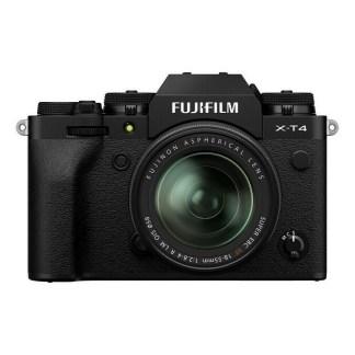 Fujifilm X-T4 + XF 18-55 - Noir - face