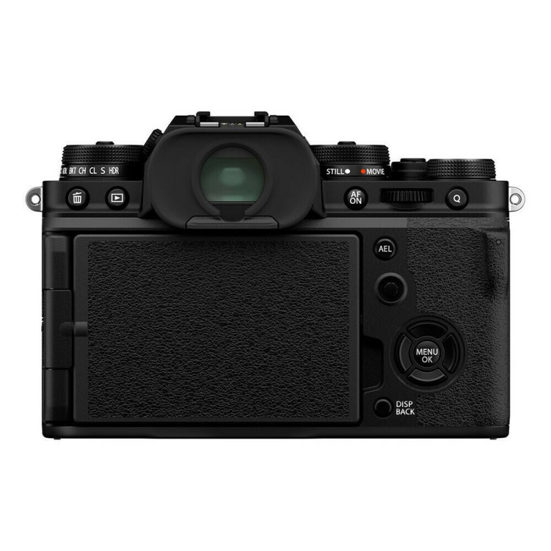 Fujifilm X-T4 - Noir - dos 2