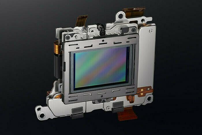 Nikon Z5 Capteur