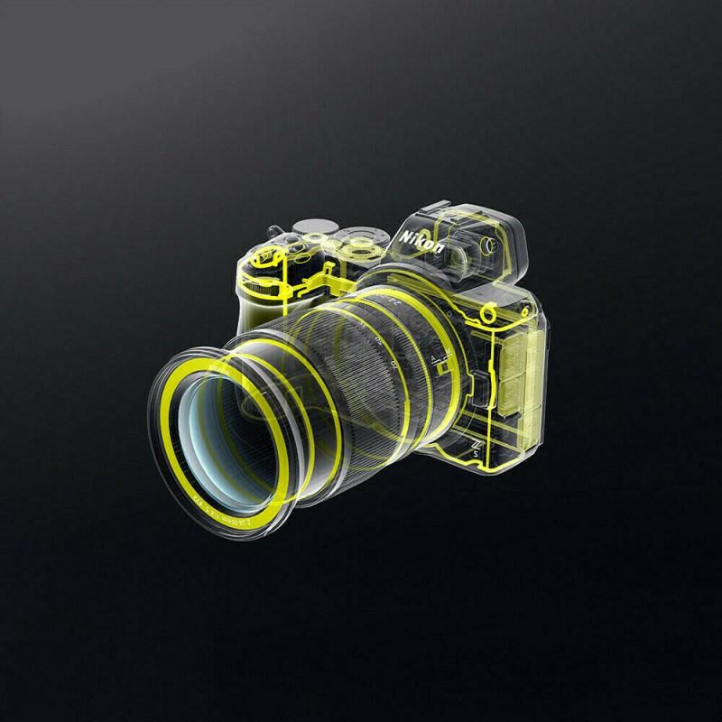 Nikon Z5 + Z 24-50mm - VOA040K001 1