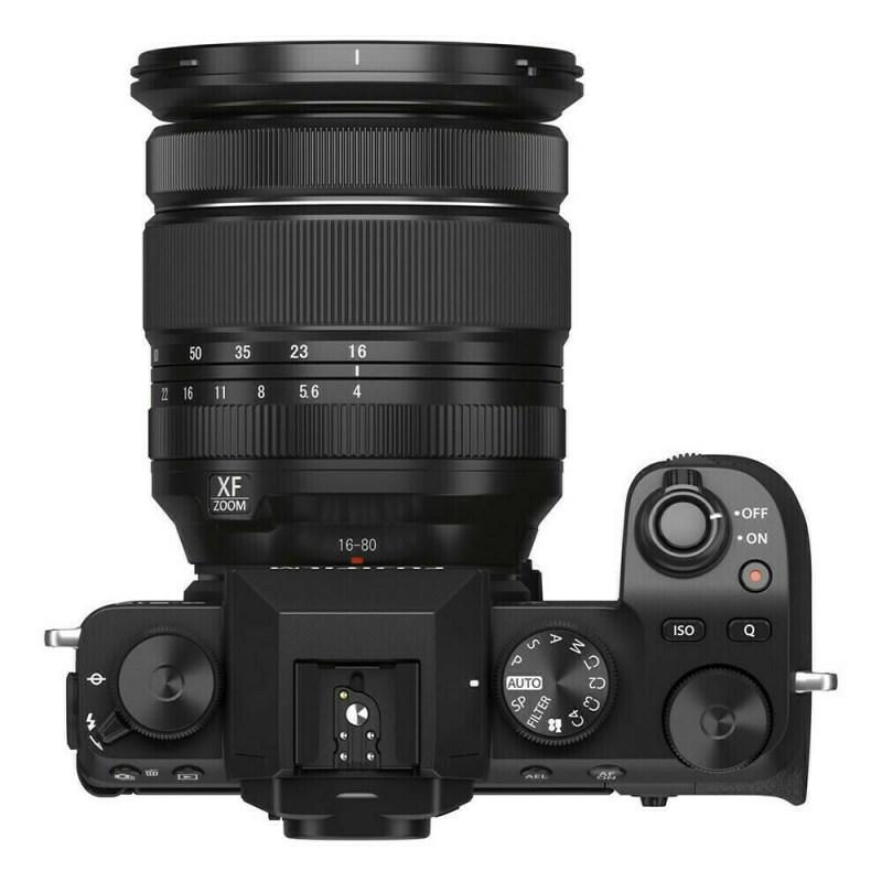 Fujifilm X-S10 + XF 16-80 Noir 2