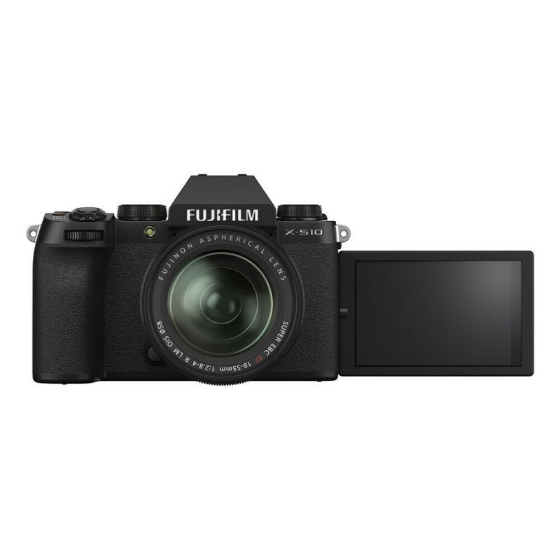 Fujifilm X-S10 + XF 18-55 Noir 5