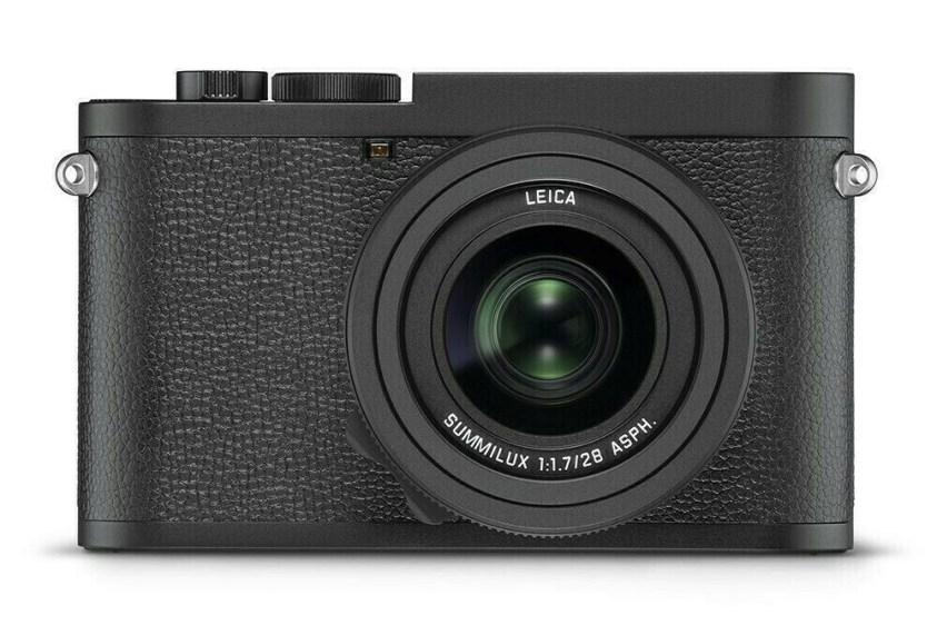 Leica Q2 Monochrom - face - 19055