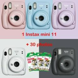 Pack Fujifilm instax mini 11