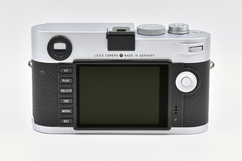 Leica M 240 chrome - 2