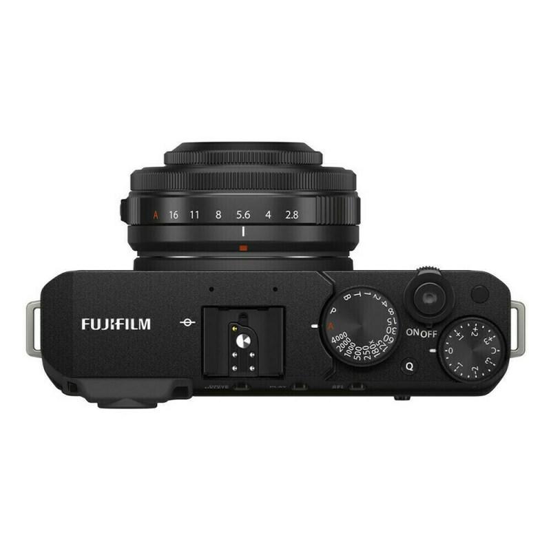 Fujifilm X-E4 Noir 27mm f2.8 - 2
