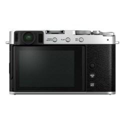 Fujifilm X-E4 Silver - 1