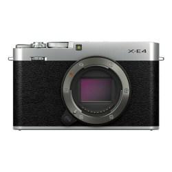 Fujifilm X-E4 Silver - 2