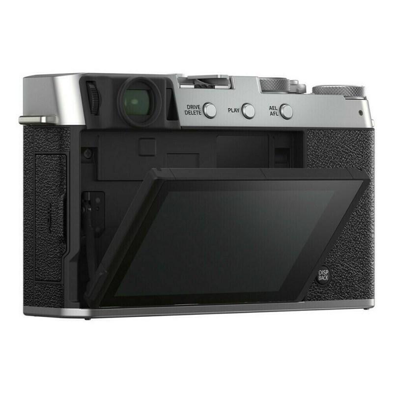 Fujifilm X-E4 Silver - 5
