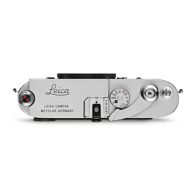 Leica M-A Chrome - 10371 3
