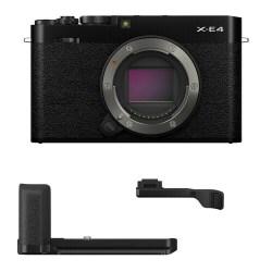 Fujifilm X-E4 Noir MHG-XE4 TR-XE4