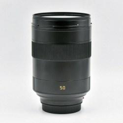 Leica Objectif SL Summilux 50 mm f/1.4 - 30981
