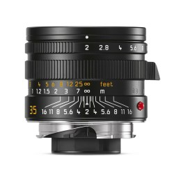 Leica APO-Summicron M 35 mm f/2 Asph. Noir - 11699 1