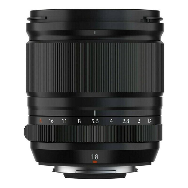 Fujifilm XF 18 mm f/1.4 R LM WR 1