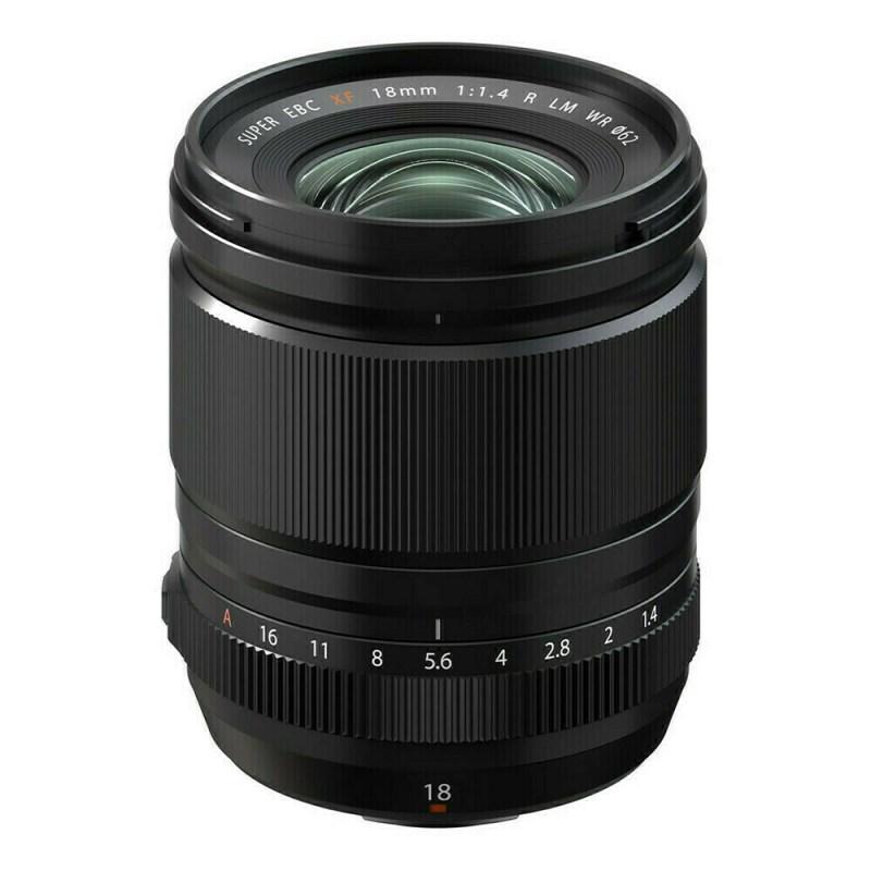 Fujifilm XF 18 mm f/1.4 R LM WR