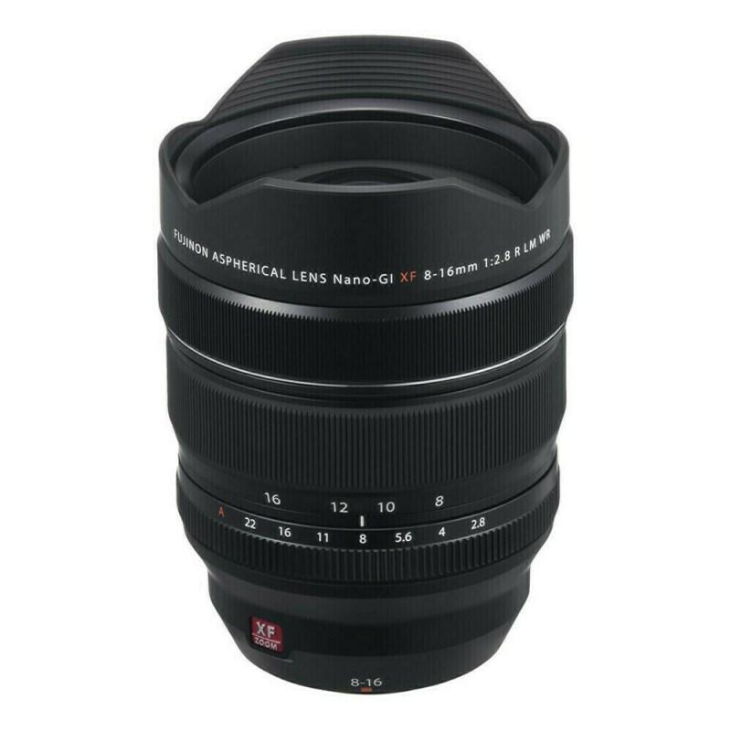 Fujifilm XF 8-16 mm F/2.8 R LM WR 1