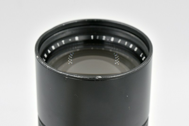 Leica Objectif R Elmarit 180 mm f/2.8 - 31497 2