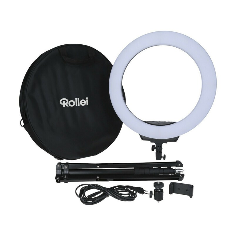 Rollei RL-119 Ring Led Torche Led Annulaire - 1