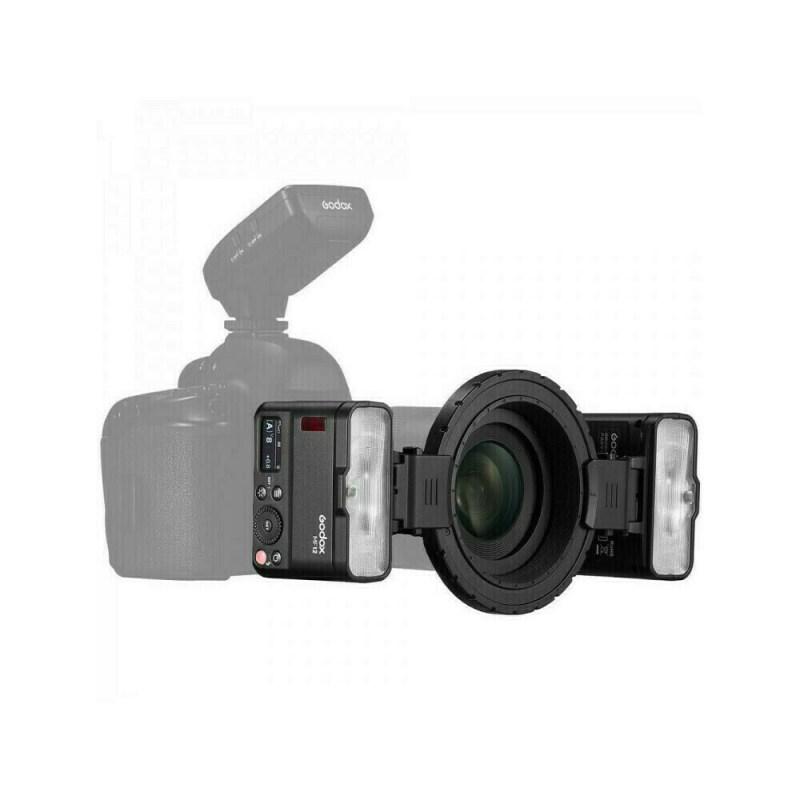 Godox MF12-K2 Macro Flash 2x MF12 7