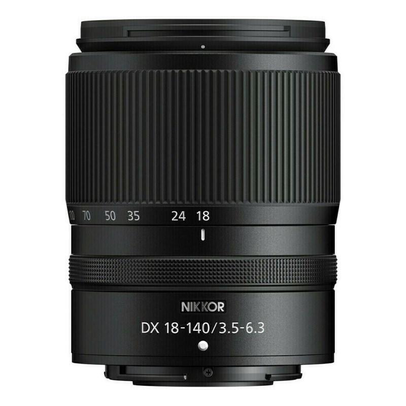 Nikon Z DX 18-140 f/3.5-6.3-VR