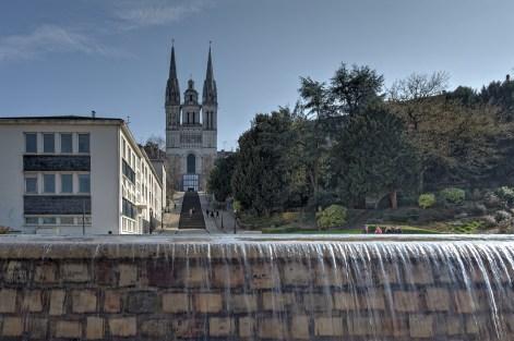 Cathédrale saint Maurice Angers