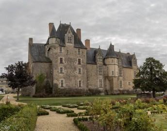 Château du Roi René à Baugé en Anjou