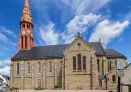 Eglise de Saint Lyphard