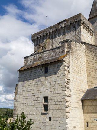 Montsoreau visite du village-le château de Montsoreau (2)