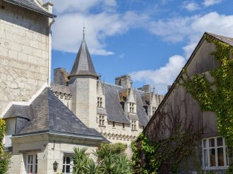 Montsoreau visite du village-le château de Montsoreau (4)
