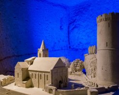 Pierre et lumière-Chapelle et tour de Treves (3)